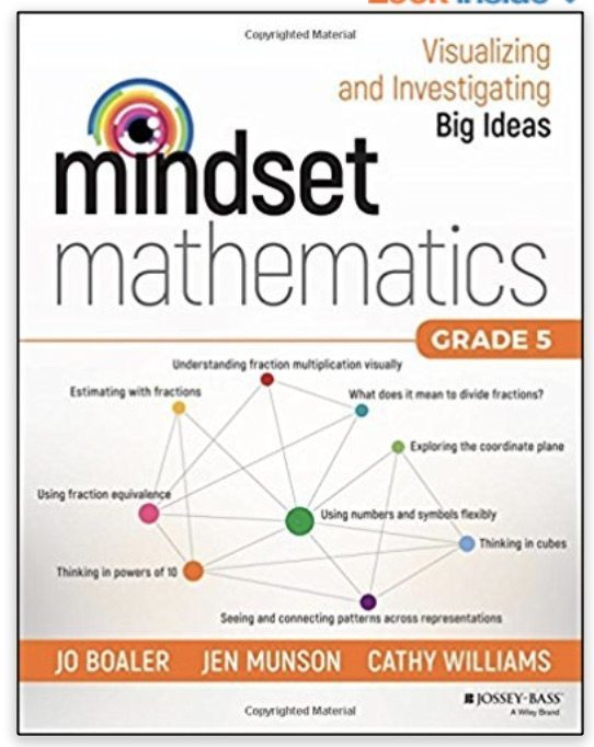 Mathematical Mindset Teaching Resources - YouCubed